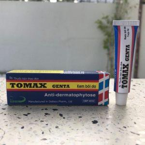Tomax Genta Kem крем Томакс Гента противогрибковый 6г