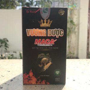Vuong Duoc Maca для потенции 60 капсул