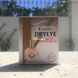 Капли для глаз V Rohto Dryeye 13 мл