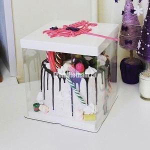 Премиальная упаковка для торта и кондитерских изделий 10шт