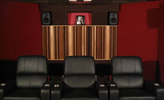 My Home Theater Design and Construction