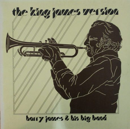 Vinyl Review: The King James Version - Harry James and His Big Band - Sheffield Lab 3