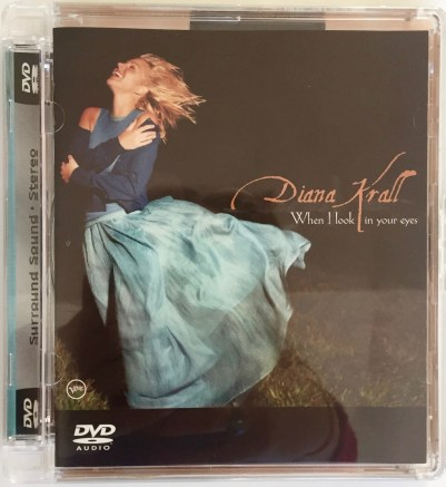 Vinyl and DVDA Review: Diana Krall - When I Look in Your Eyes