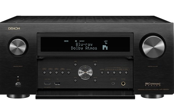 Denon AVR-X8500H World's First 13.2CH AV Receiver