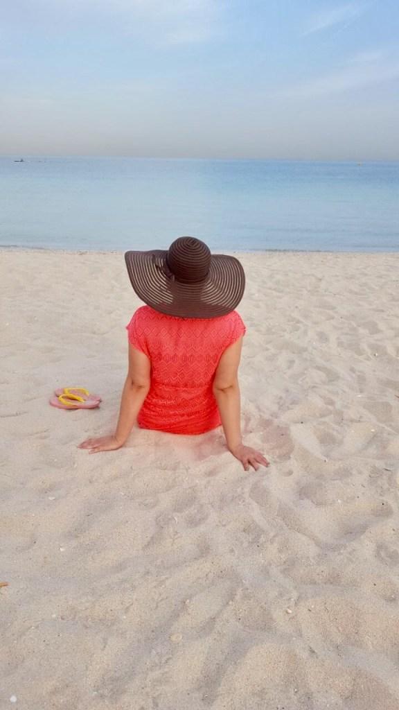 Expats at Kite Beach