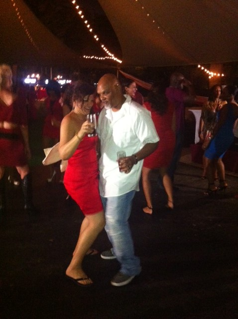 Caribbean party. Trinidad and Tobago's UAE Community's Christmas Party