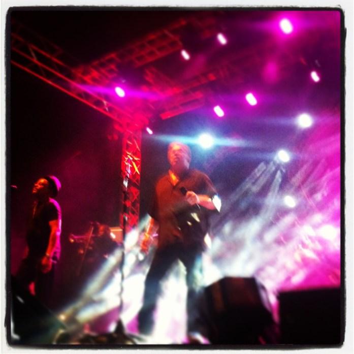 UB40. Caribbean UK scene