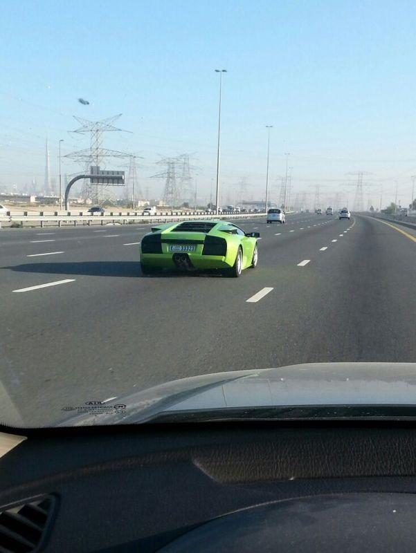 Dubai Sports Car