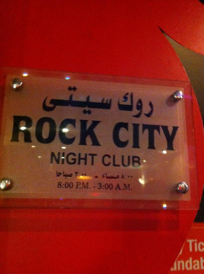 Same Same: Rock City Night Club