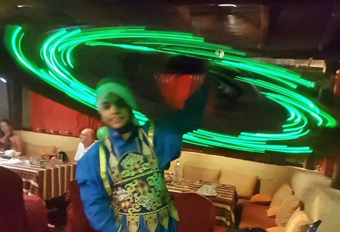 Tanouri Dancer