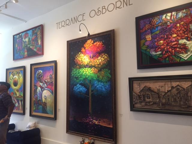 Terrance Osborne, NOLA