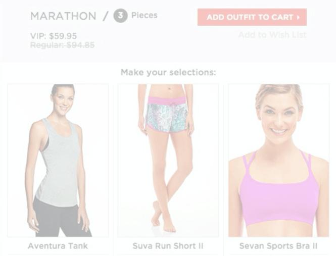 Fabletics Marathon Outfit