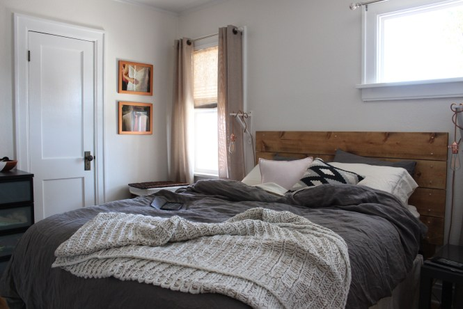 One Room Challenge Cozy Neutral Bedroom Makeover Reveal