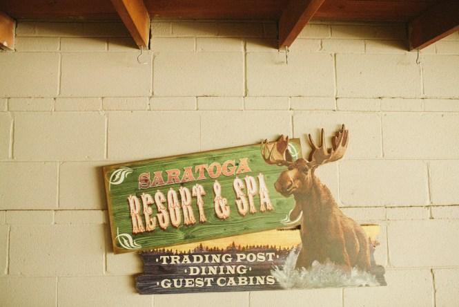 Saratoga Resort & Spa Saratoga, Wyoming Wedding Venue