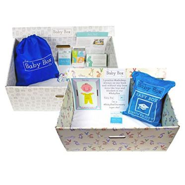 Finnish Baby Box - Baby Box Co