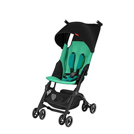GB Pockit Plus Lightweight Compact Stroller