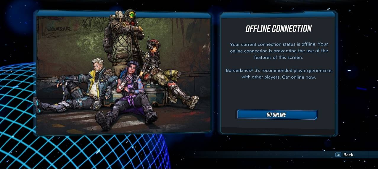 problèmes de matchmaking Borderlands sites de branchement en ligne qui fonctionnent