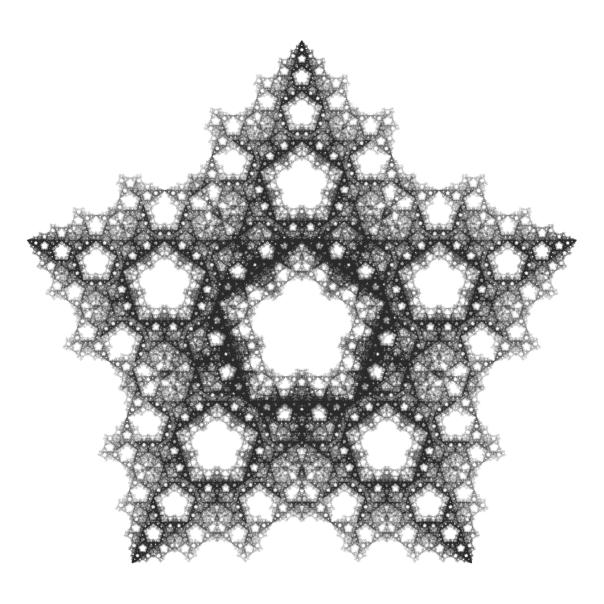 混沌博弈:分形、递归性和创造性编码的实验金宝搏网址