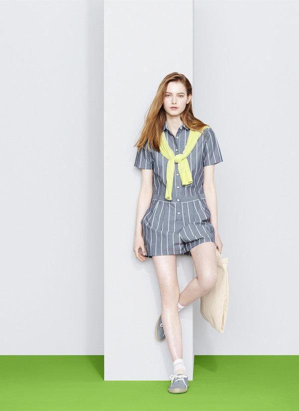 GU潮流網球都會風 打造60年代復古優雅運動裝扮 - FashionGuide 華人時尚專業評鑑