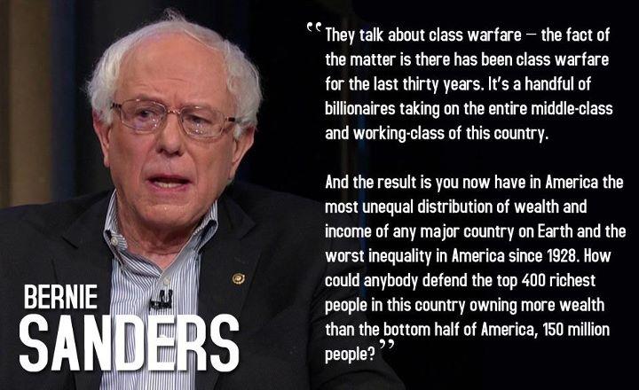 The speech that Bernie Sanders should make, but won't