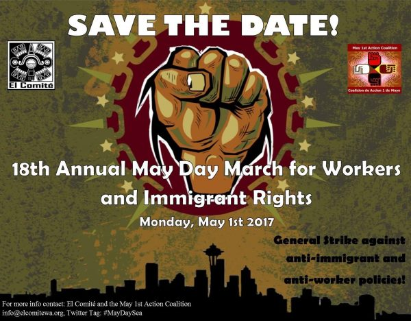 May 1st Seattle