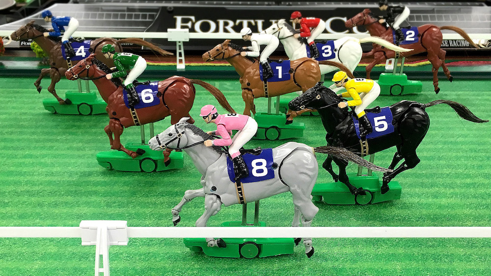Fortune Cup Modernizes Horse Racing Games In Casinos