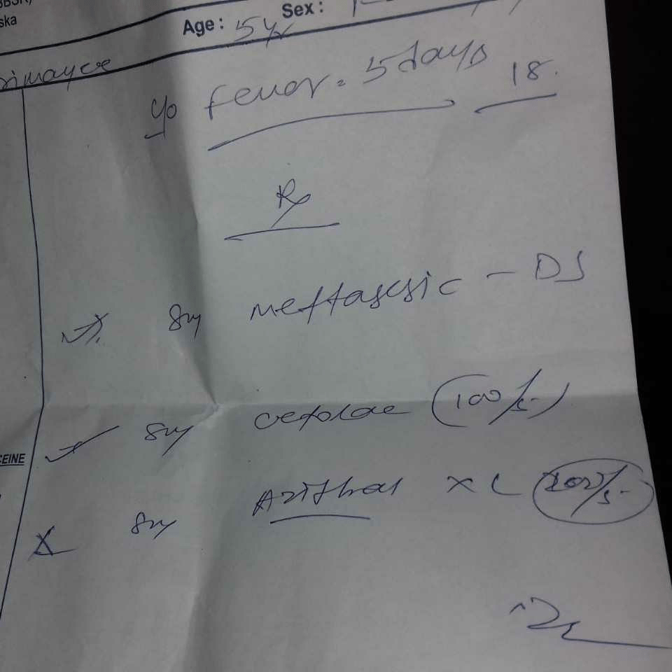 #ASKPaediatrician hi doctor my fault is suffering with ...
