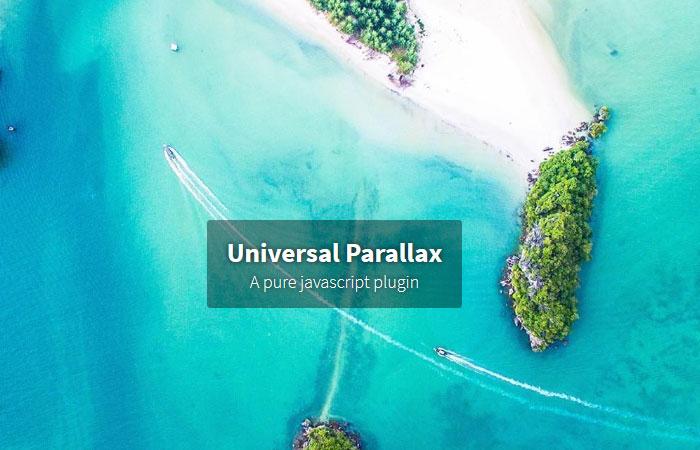 Advanced Parallax Scrolling Effect - Parallax-Vanilla js