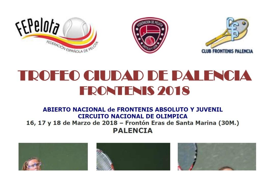 Open Nacional FTO de Palencia