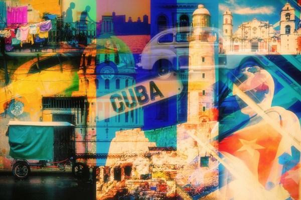 Castro Cash Trove Cuba Art Explosion