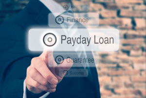 We are a Payday Loan Company