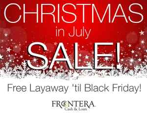 Christmas in July Sale #2