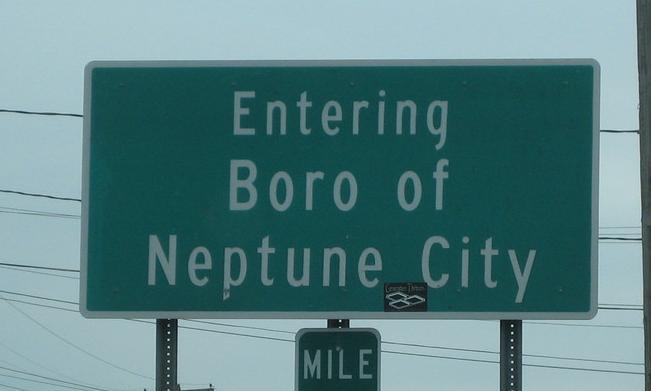 Ciudad Neptuno, Nueva Jersey