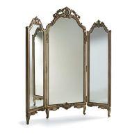Elle Trifold Mirror - Frontgate