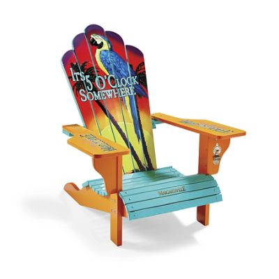 frontgate lounge chair cushions sky stand reviews margaritaville 5 o'clock somewhere adirondack |