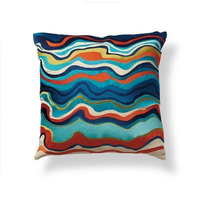 Trina Turk Waterflow Outdoor Pillow by Porta Forma