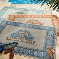 Frontgate Outdoor Lounge Chairs Coleman Folding Chair With Side Table Margaritaville Logo Rug |