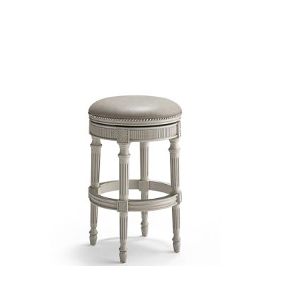 Chapman Swivel Backless Bar and Counter Stools