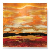 Copper Landscapes Outdoor Wall Art | Frontgate