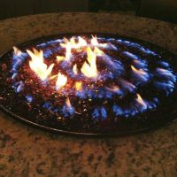 Oriflamme Fire Tables - Frontgate