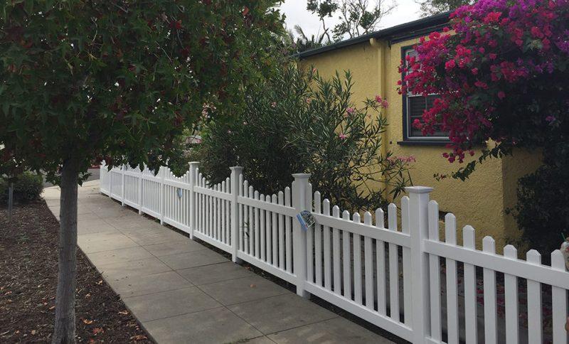 vinyl fencing San Marino, California