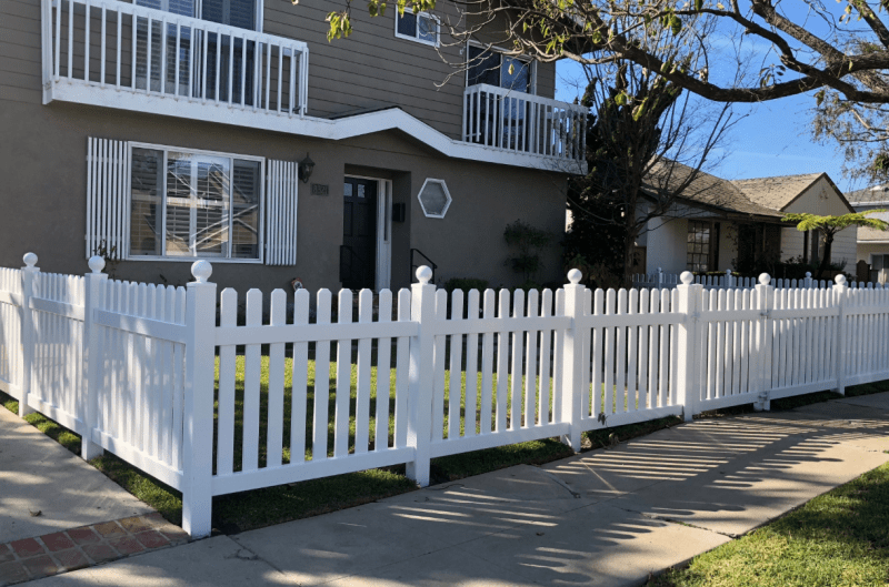 vinyl fencing contractor los angeles