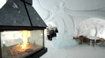 Ice Hotel Experience Chill In De Glace