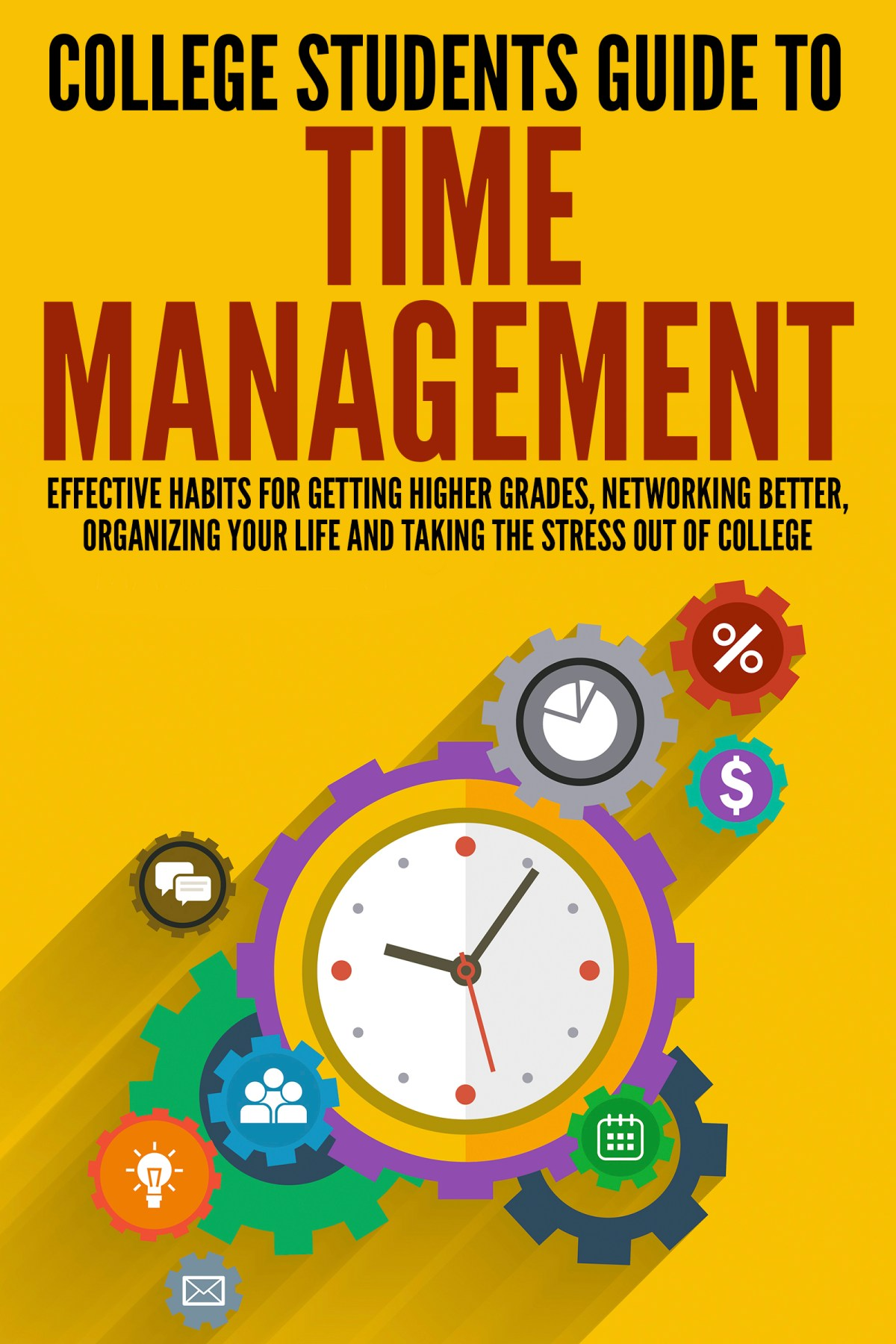 time management cover