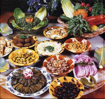 Musica egiziana e cucina libanese alla ii festa di for Cucina libanese
