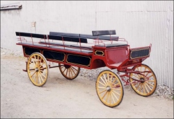 Robert Carriages 16 Passenger Wagonette
