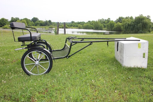 mini easy entry cart
