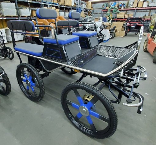 marathon carriage