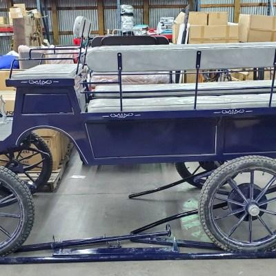 8 passenger wagonette