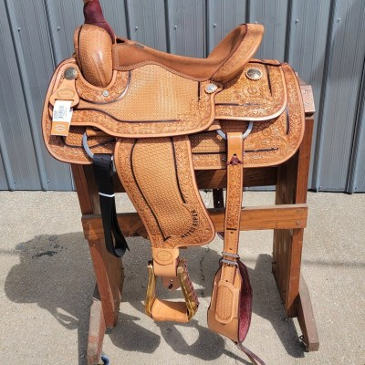 billy cook saddle